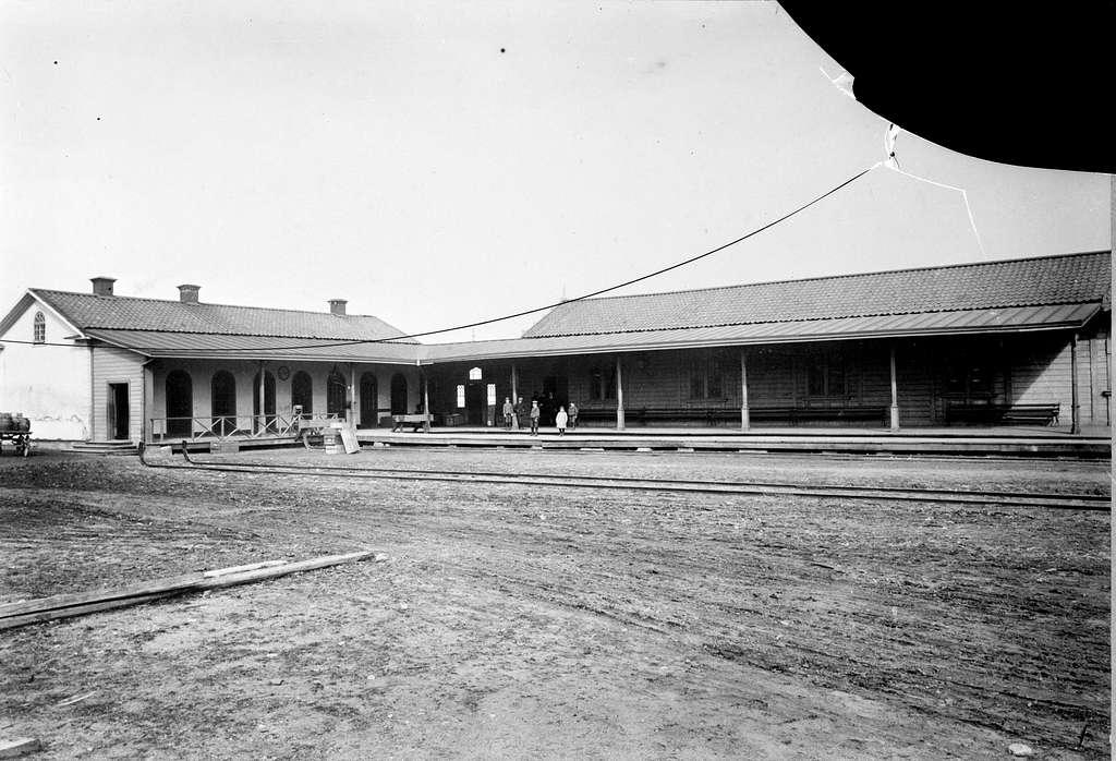 Gamla stationshuset i Nora