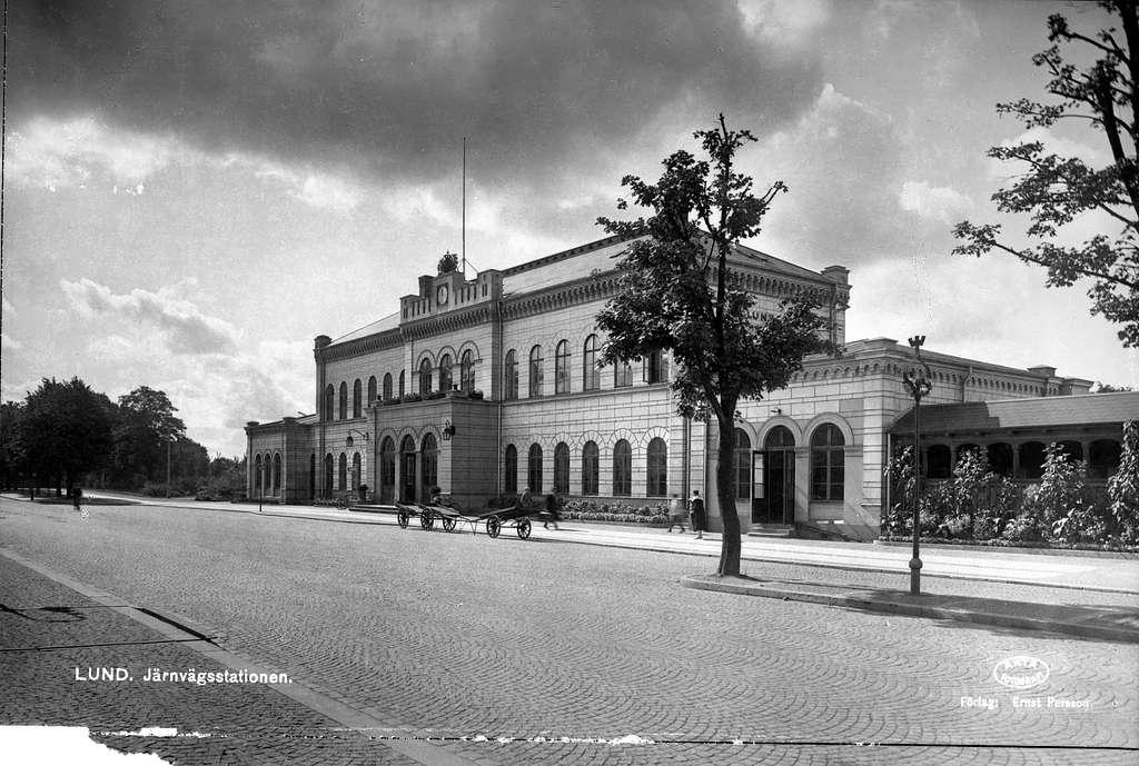Lund station