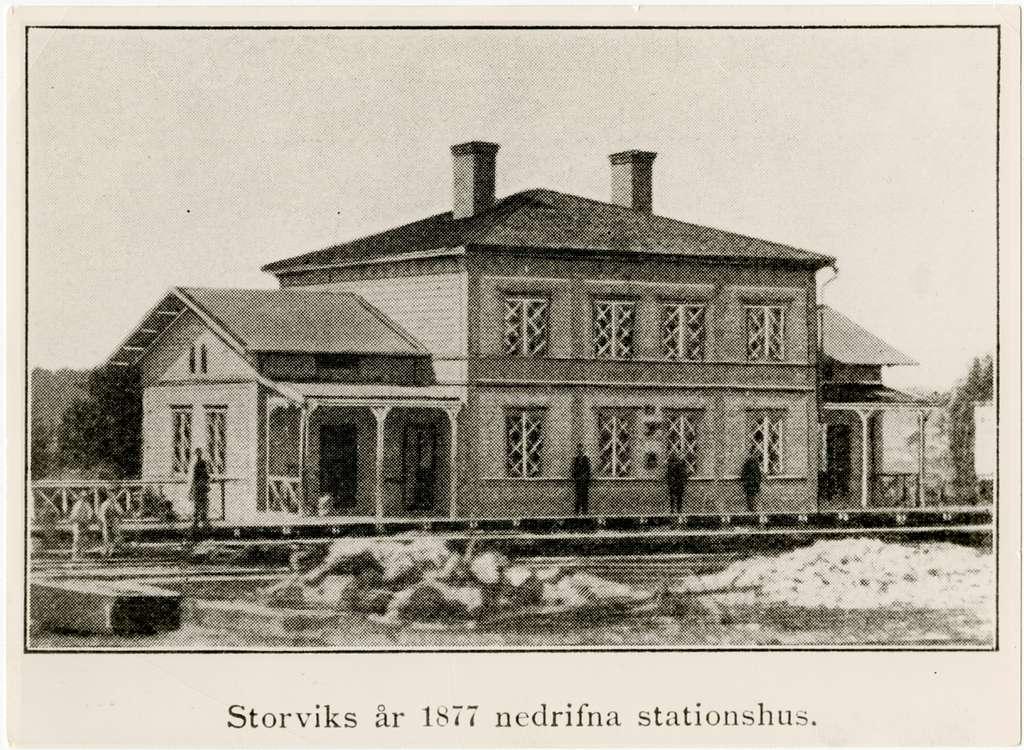 Gävle - Dala Järnväg, GDJ, Minneskrift 1855- 1908.