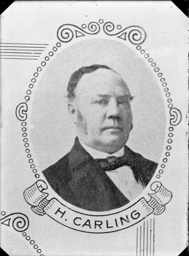 H. CarlingStyrelsemedlem i BHJ, 1860 - 1890-talen(Borås-Herrljunga Järnväg)Smalspår 1219mm fram till 1891, därefter normalspår 1435mm