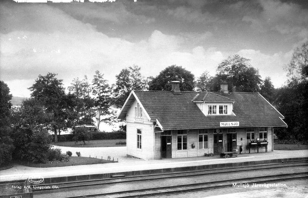 Mullsjö station