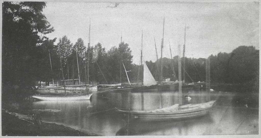 KSSS-hamn Kastellholmen, Stockholm.
