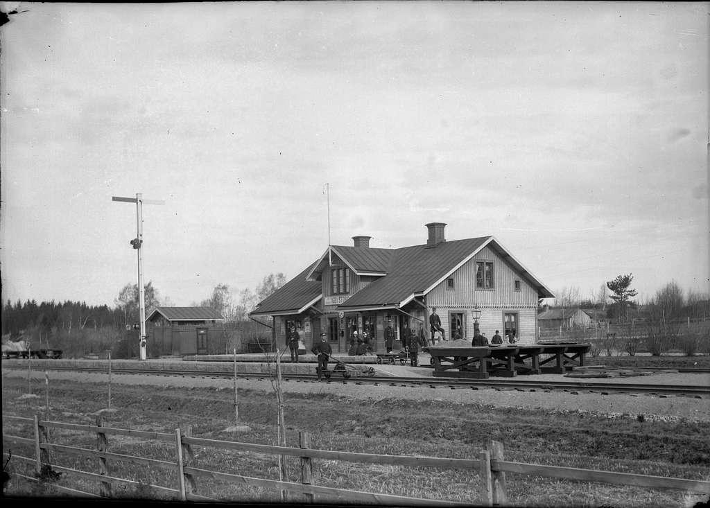 Igelstorp station.
