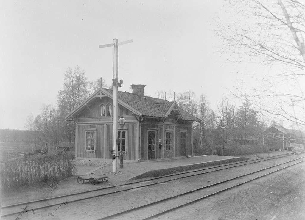 Forshammar station