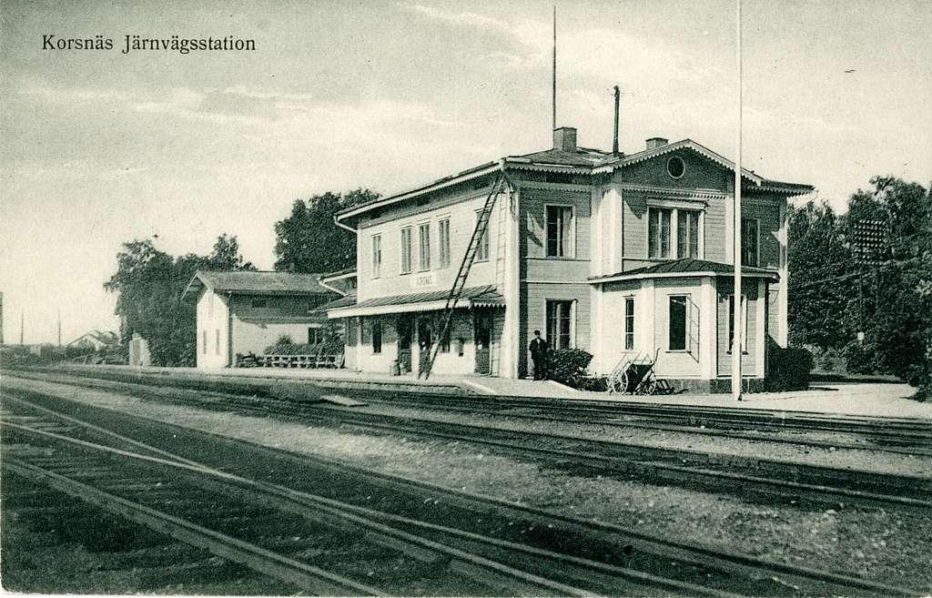 Stationen.
