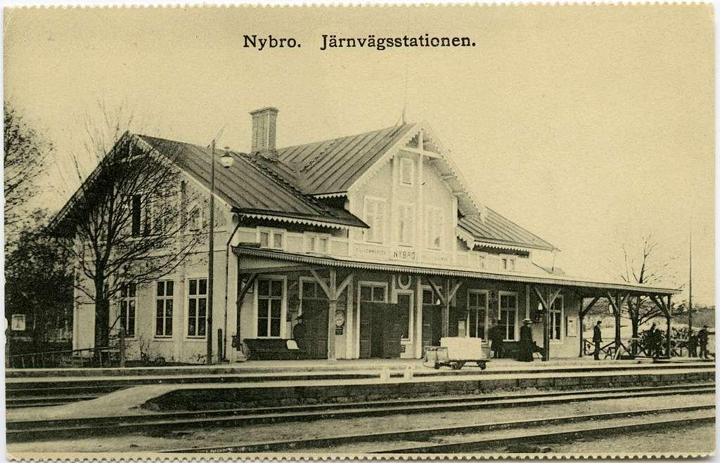 Nybro station