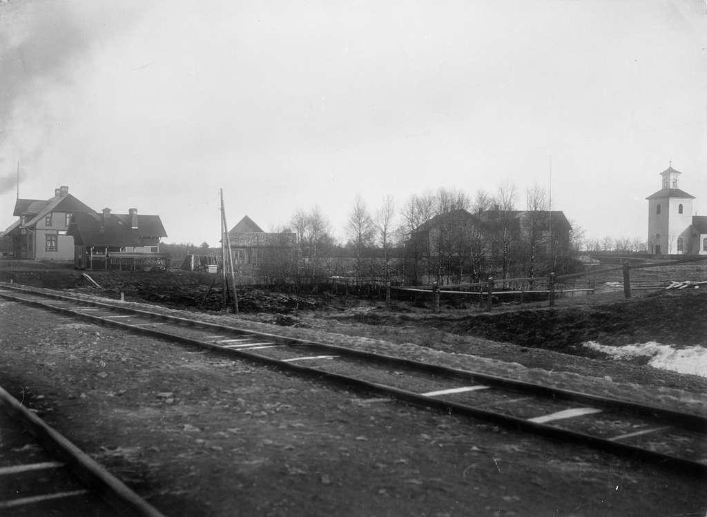Ambjörnarp station.