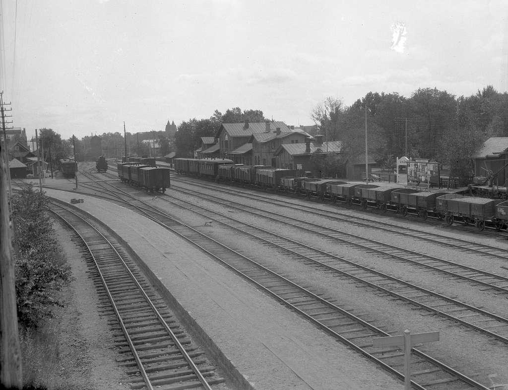 Kristinehamn station