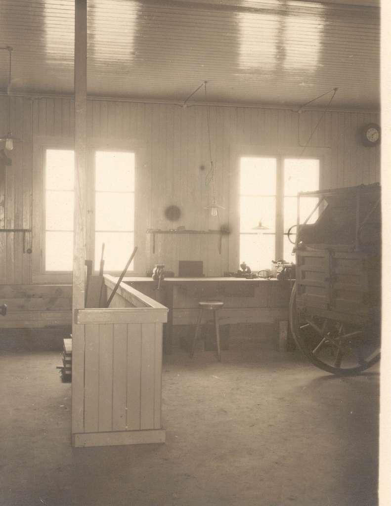 Radioverkstaden på Frösunda