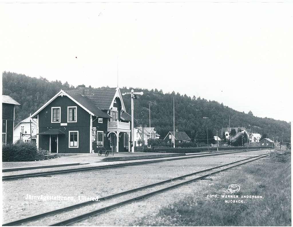 Ullared station