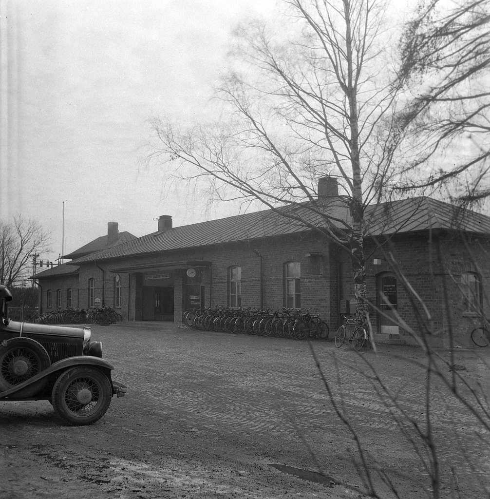 Turebergs station