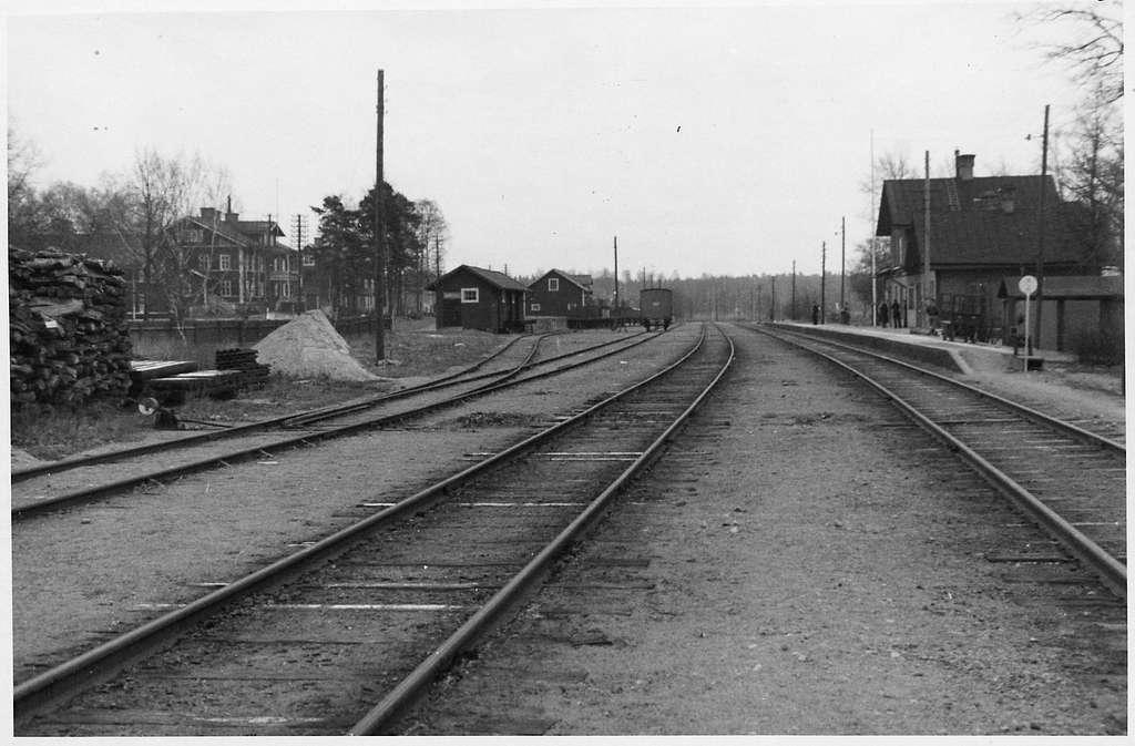 Morgongåva station.