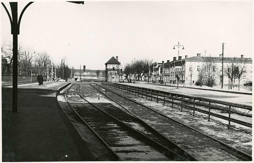 Gävle station.