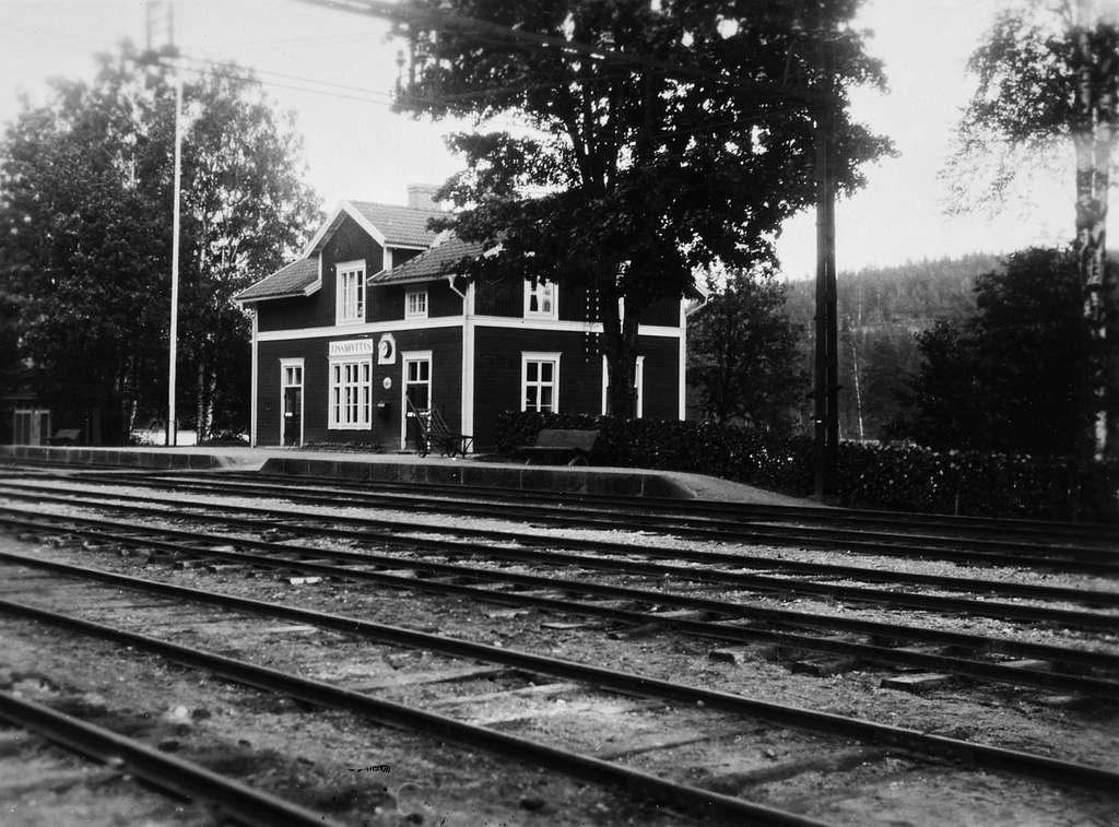 Finnshyttan station