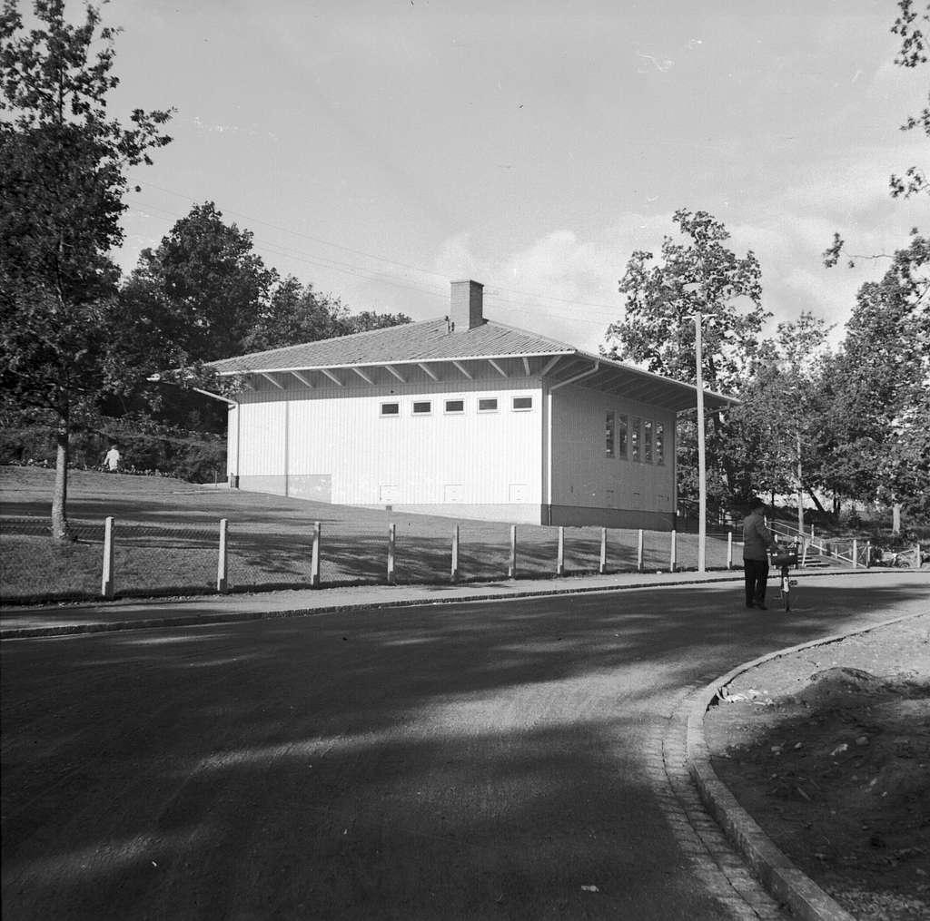 Huskvarna station
