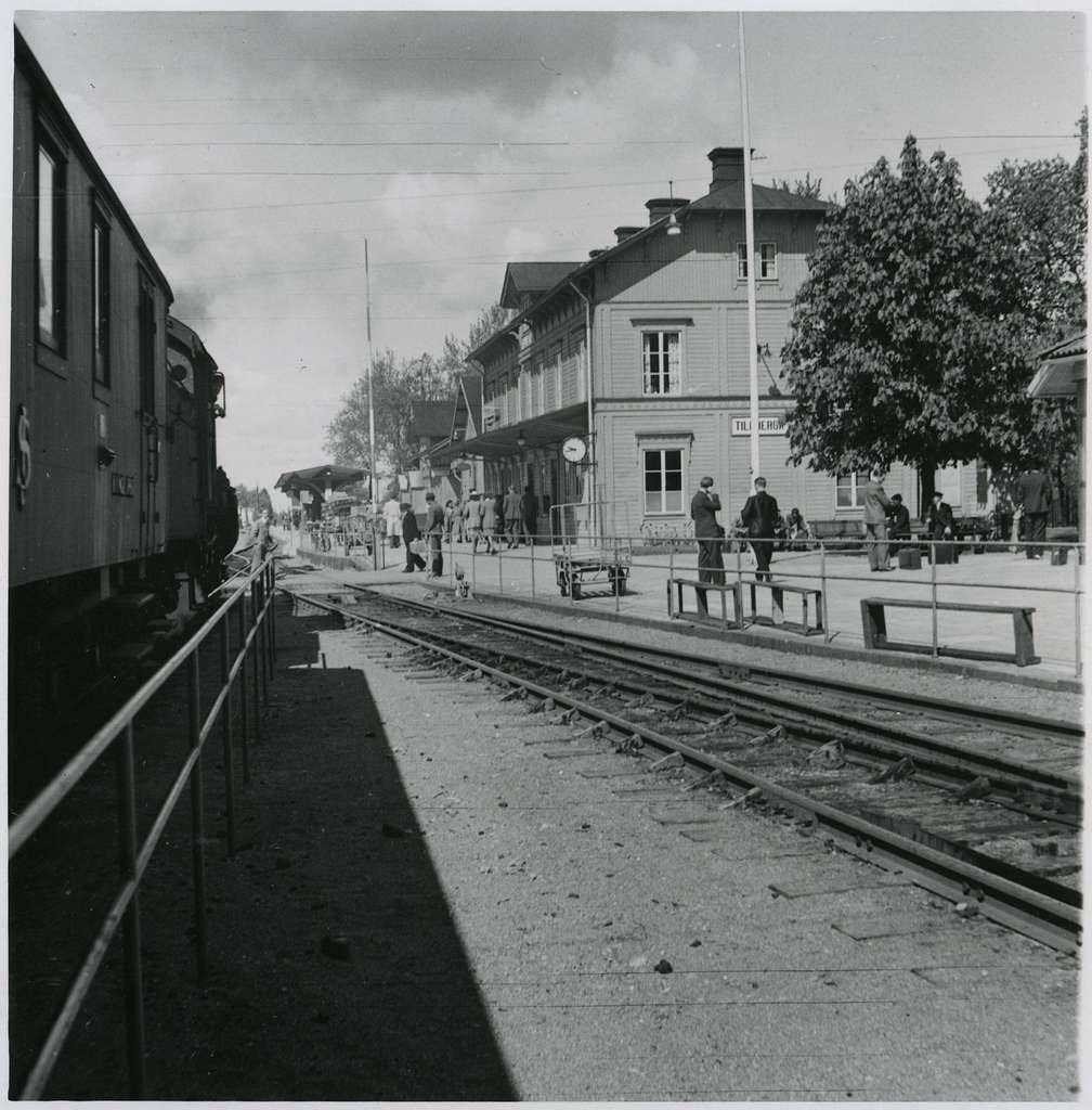 Stockholm - Västerås - Bergslagens Järnväg, SWB.