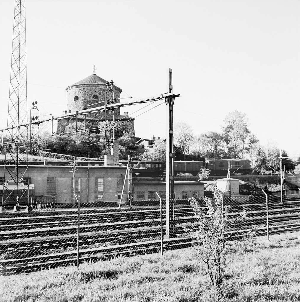 Göta Lejon, tidigare Gullbrandshus. Skansen Lejonet