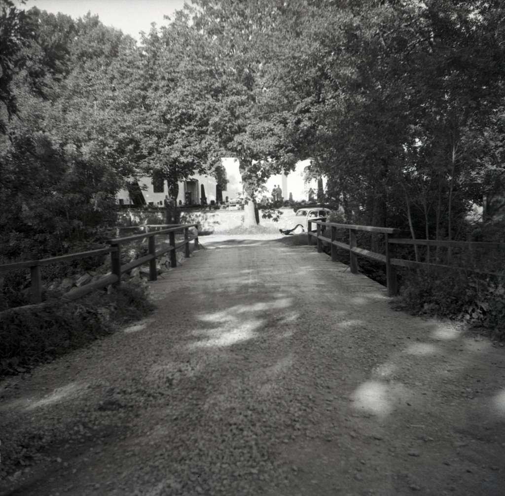Kyrkbron i Mortorp.