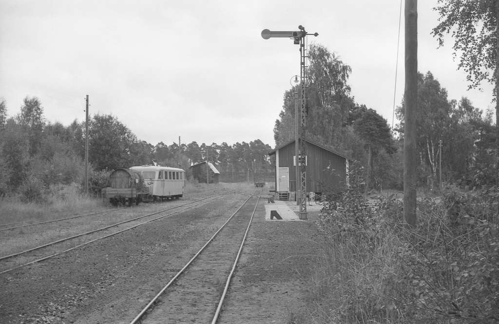 Böda station.