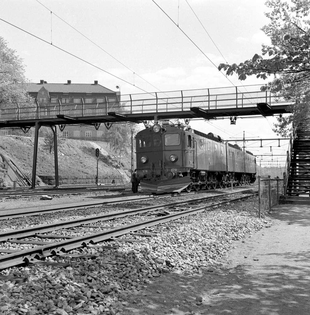 Statens Järnvägar, SJ Dm3 978