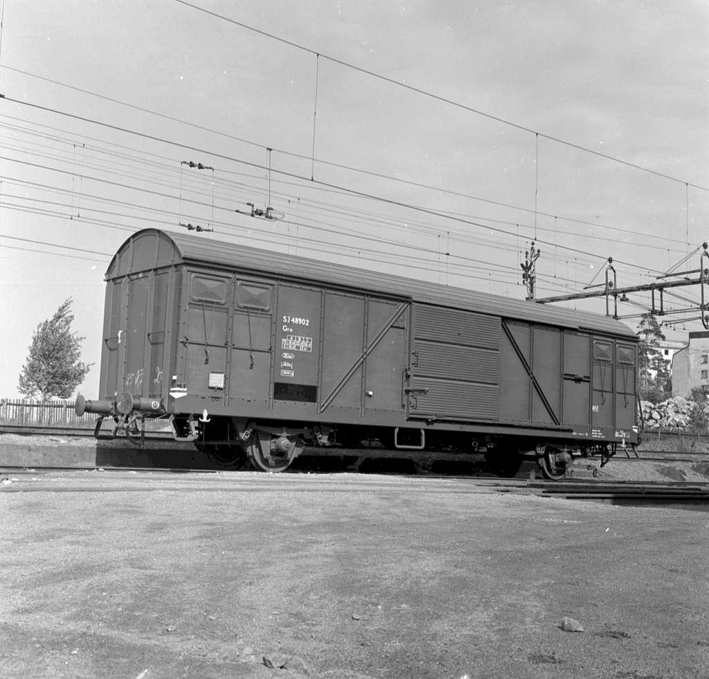 Statens Järnvägar, SJ Gre 48902