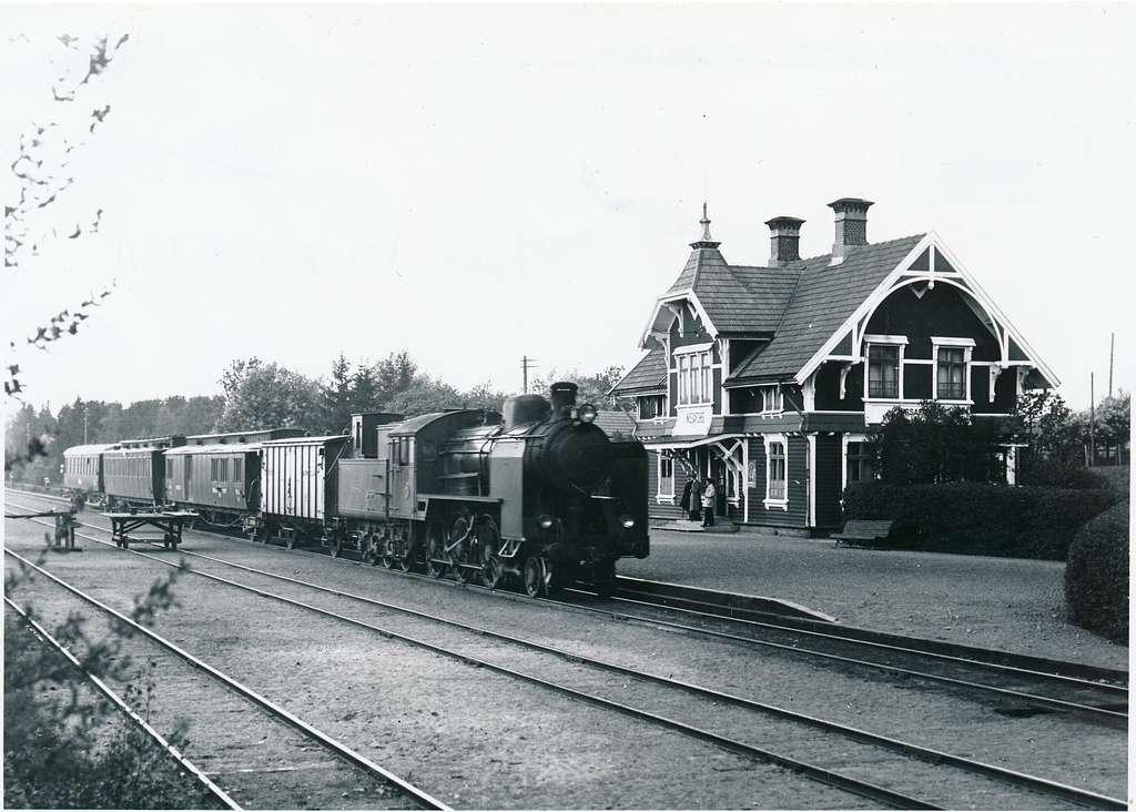 Nissafors station