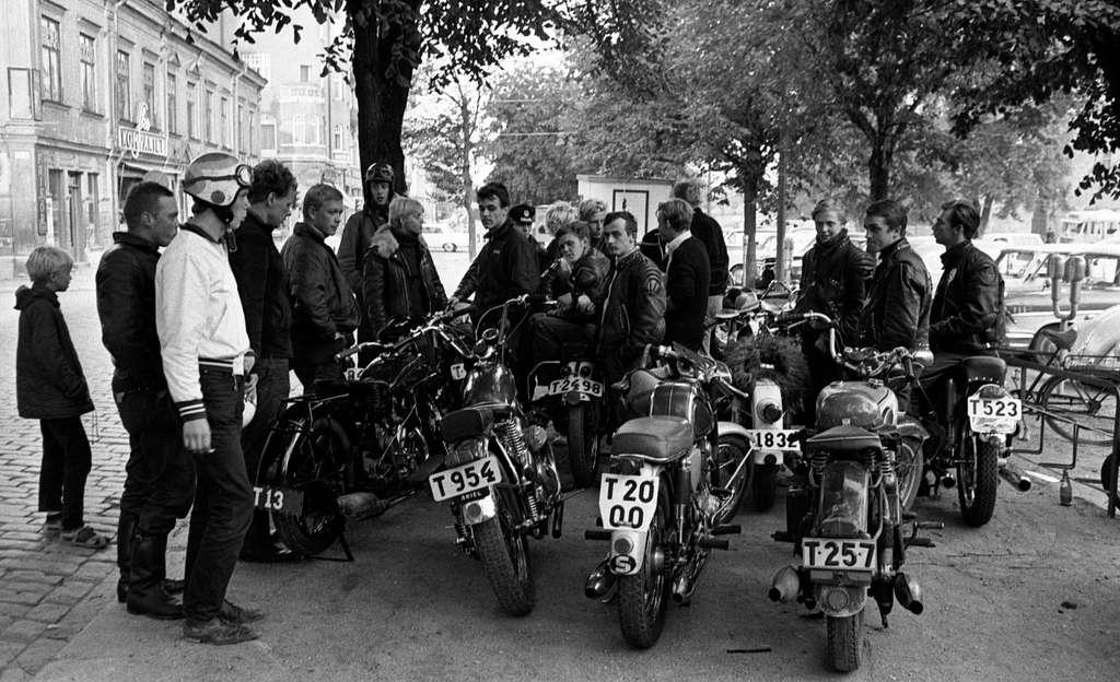 Knuttar 20 augusti 1966Järntorget