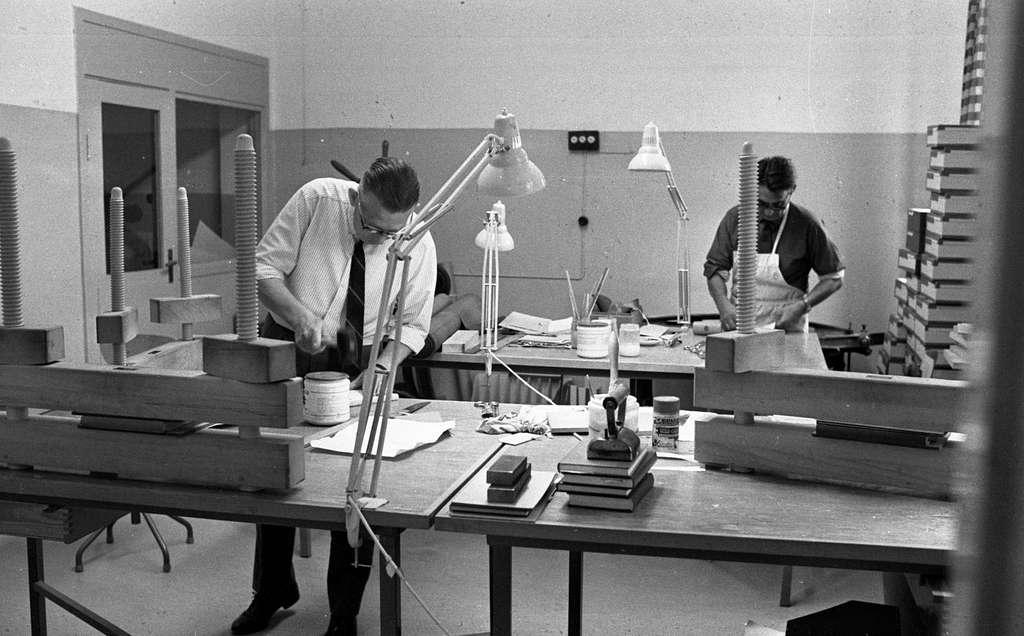 Tybble hemmet 3 oktober 1966