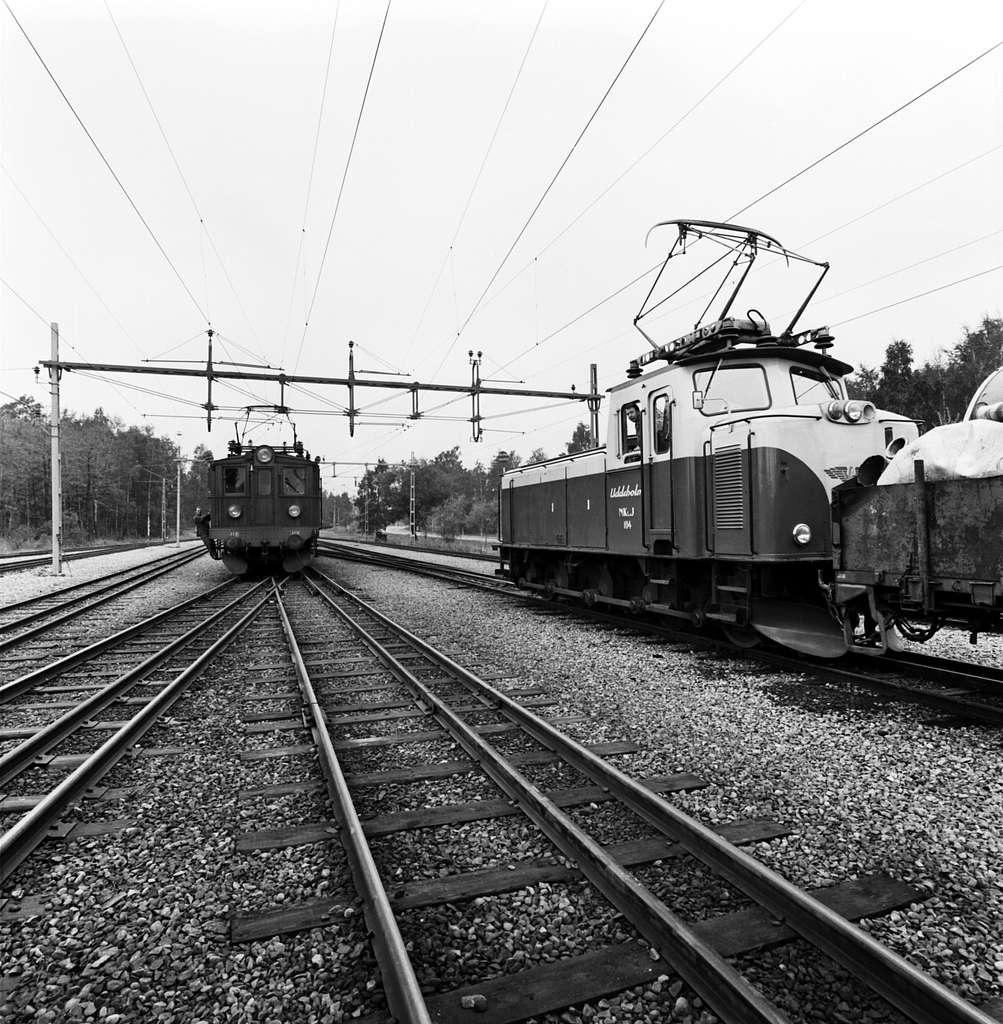 NKLJ 104. Nordmark Klarälvens Järnväg
