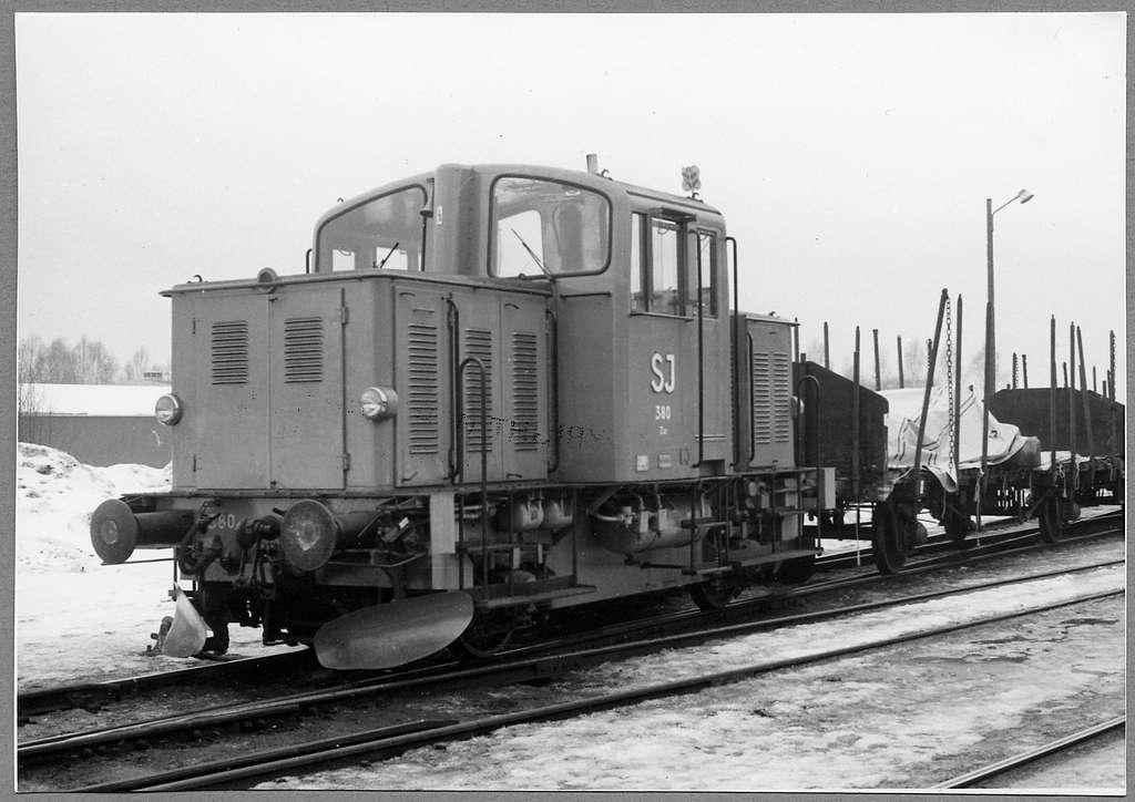 Statens Järnvägar, SJ Z63 380.