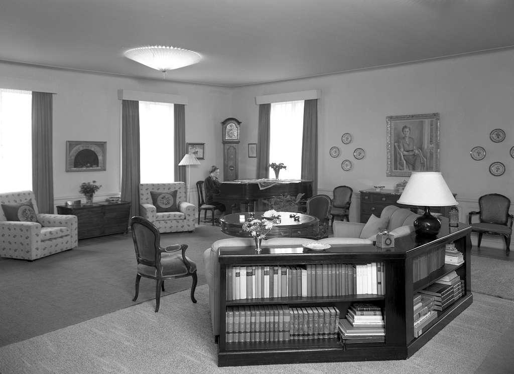 Bildsvit från Apertins herrgård tagen 1942.